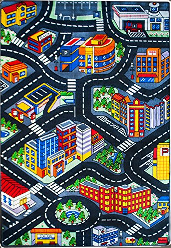 Kids Rug City Childrens Area product image