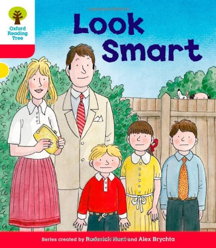 Oxford Reading Tree: Level 4: More Stories C: Look Smart pdf