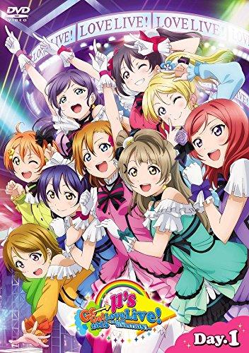 ラブライブ! μ's Go→Go! LoveLive! 2015 ~Dream Sensation!~ Day 1の商品画像