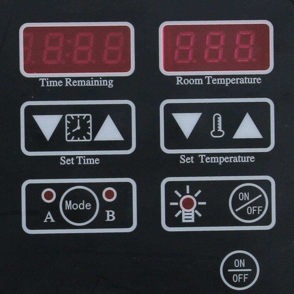 Sauna Digital Controller 3-9kw Saunaofen Digital Controller Externe Digital Controller Anzeige