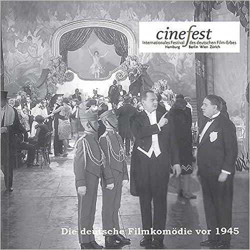 Book Die deutsche Filmkom??die vor 1945. Kaiserzeit, Weimar Republik und Nationalsozialismus by Thomas Brandlmeier (2004-10-31)