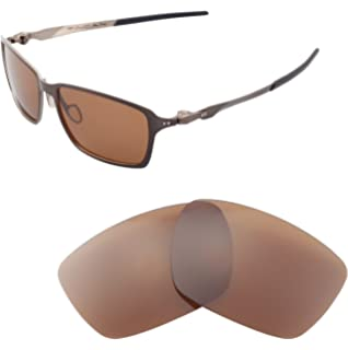 28bbea097031a Walleva Replacement Lenses for Oakley Tincan Sunglasses - Multiple Options  Available
