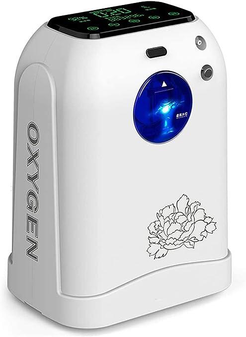 Generador De Concentrador De Oxígeno Portátil, Máquina De Oxígeno ...