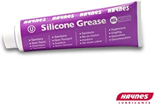 Haynes Silicone Grease 1 - 4oz Tube