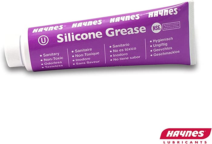 The Best White Food Grade Lithium Grease