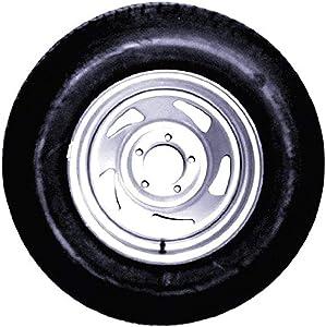 Americana Tire and Wheel 30820 Economy White Spoke Tire