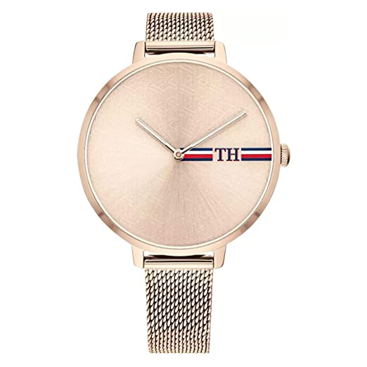 Amazon.com: Tommy Hilfiger 1782158 Alexa - Reloj analógico ...