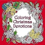 Coloring Christmas Devotions (Coloring Faith)