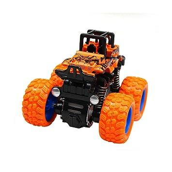 Vehículos Push and Go Tracción en las 4 ruedas Neumático grande Sistema de suspensión de rotación