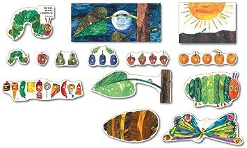Amazon.com : Carson Dellosa The Very Hungry Caterpillar Bulletin ...