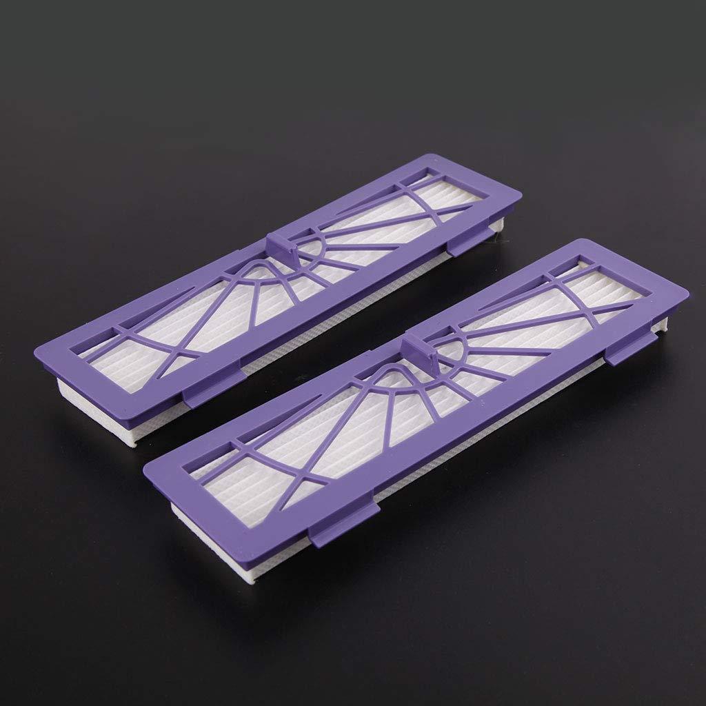 10 filtri HEPA per Neato Botvac D7 D80 D85 D3 D75 D5 70e 75 80 Aspirapolvere Junlinto