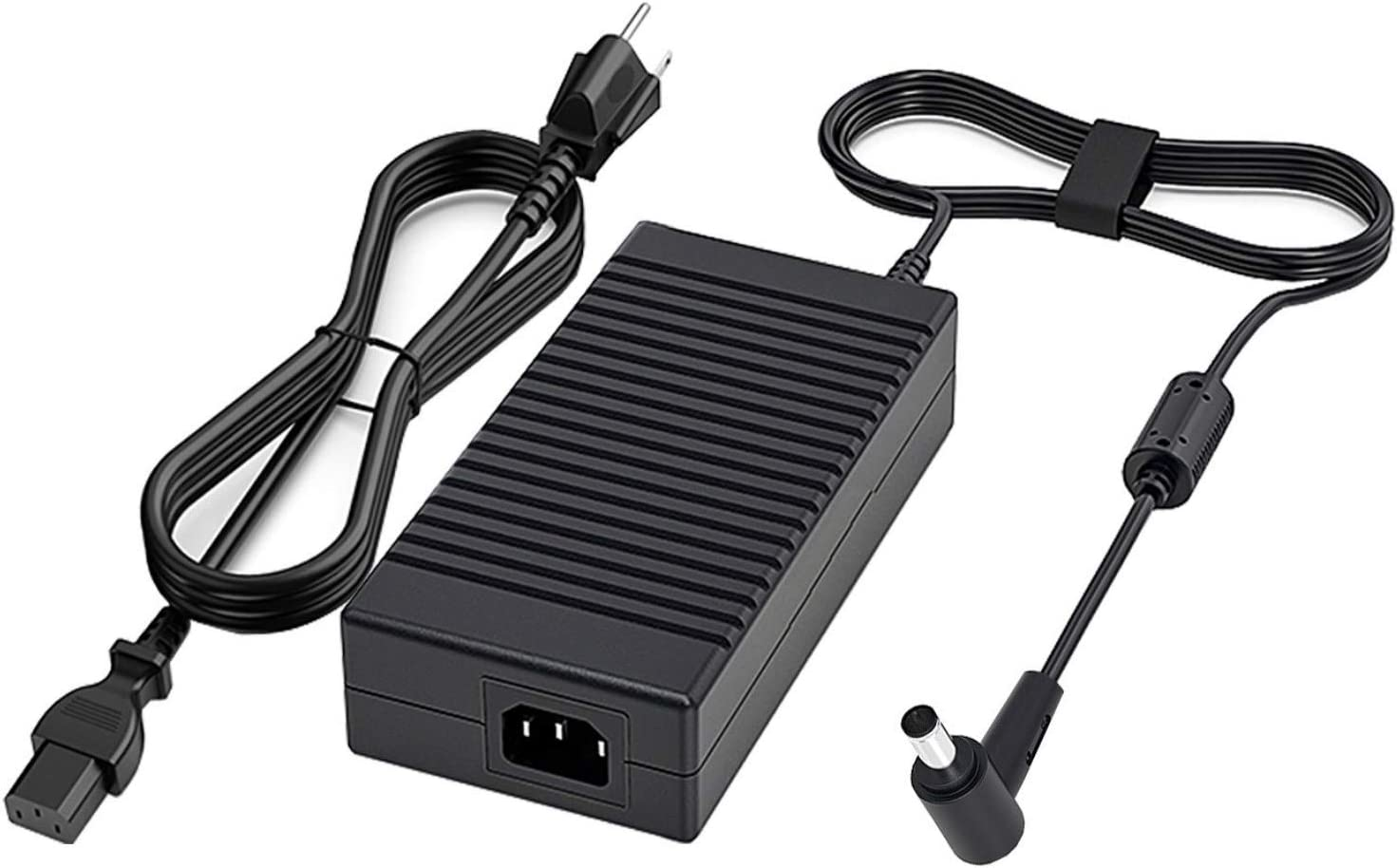 180W 19V 9.5A AC-Adapter-Charger ADP-180HB D for MSI GS73VR, GE62VR, GS63VR, GS43VR, GE60, GE62, GE70, GE72, GS60, GS63, GS65, GS70, GS75, GT60, GT70, GP62, GP62X, Laptop Power-Supply Cord 180W