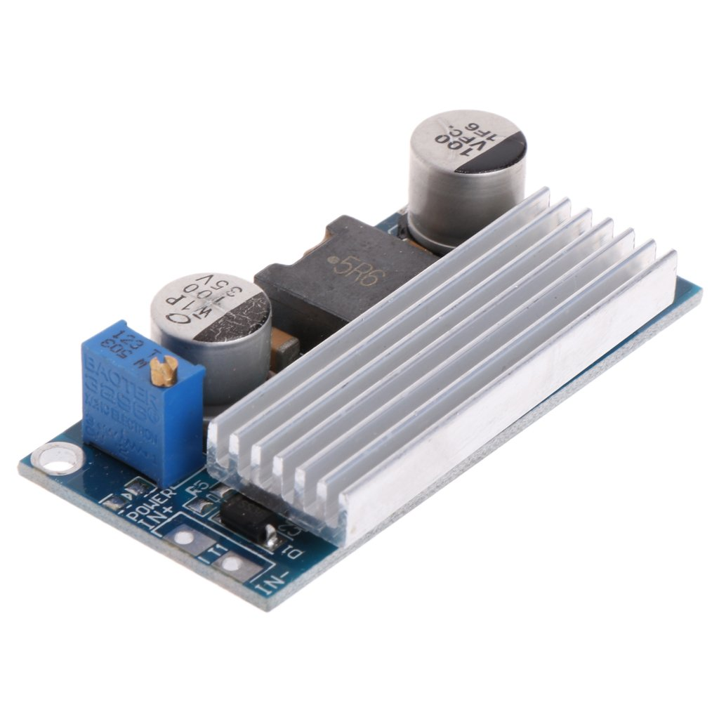 BIlinli 100W DC-DC Aufw/ärtswandler 4-30V auf 5-35V 12V 24V 9A Spannungsversorgungsmodul