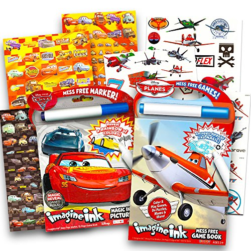 disney cars planes coloring activity