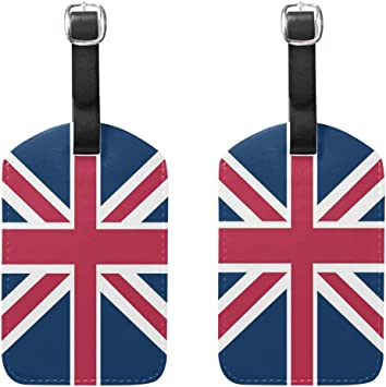 Smart Travel Accessory Indian Flag Luggage Tag