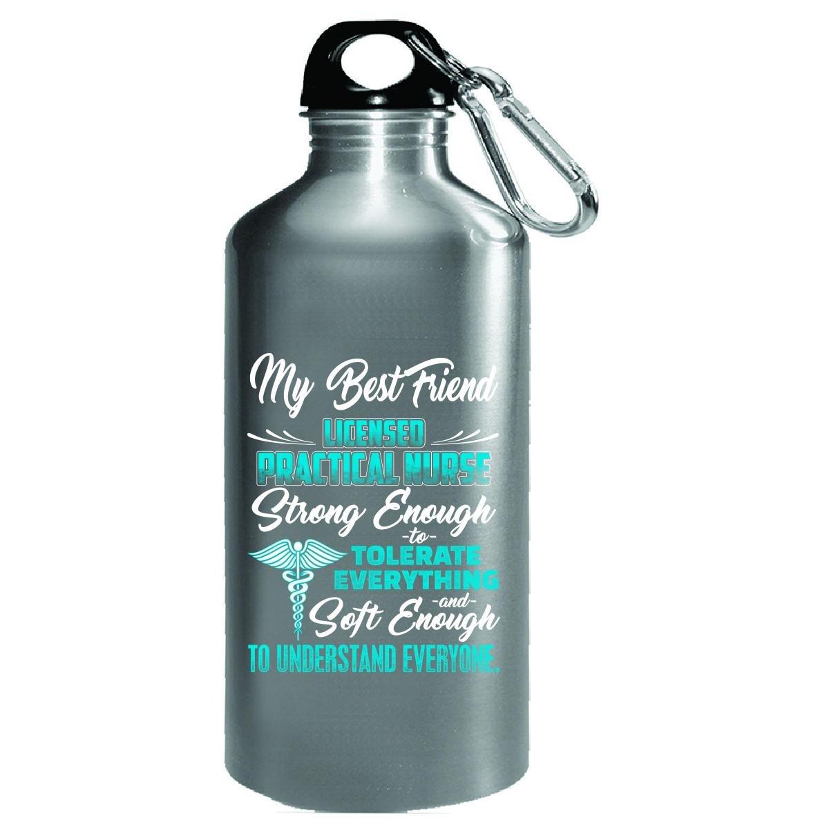 Licensed実用的看護婦 – LPN Best Friend看護婦の週ギフト – 水ボトル B07C977MJ4