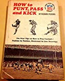 How to Punt, Pass and Kick, Richard Pickens, 0394801911