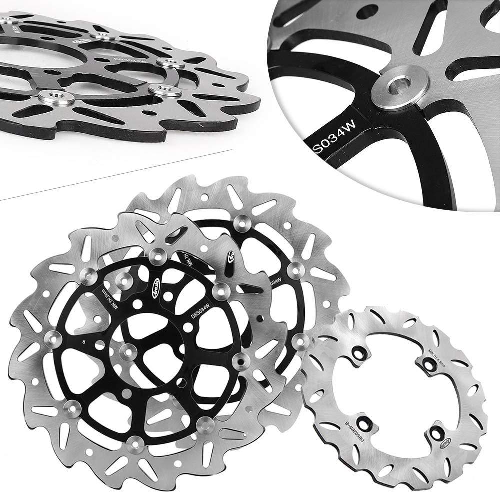 GZYF - Rotores de disco de freno delantero y trasero ...