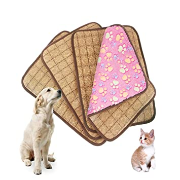 SAMMZN Colchoneta para Mascotas, Gato con Cachorro ...