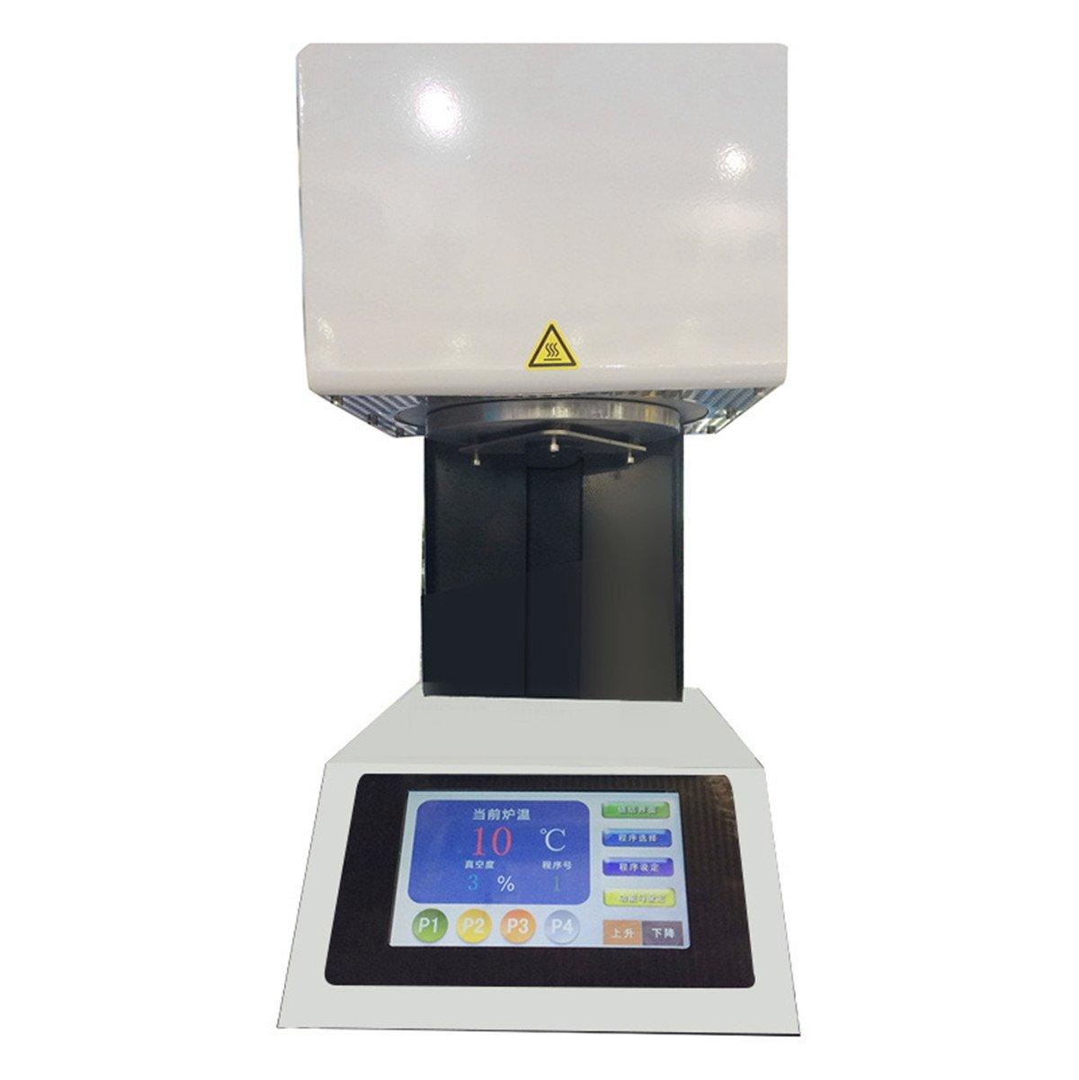 Automatic Programmable Vacuum Porcelain Furnace Dental Lab Euipment 110V
