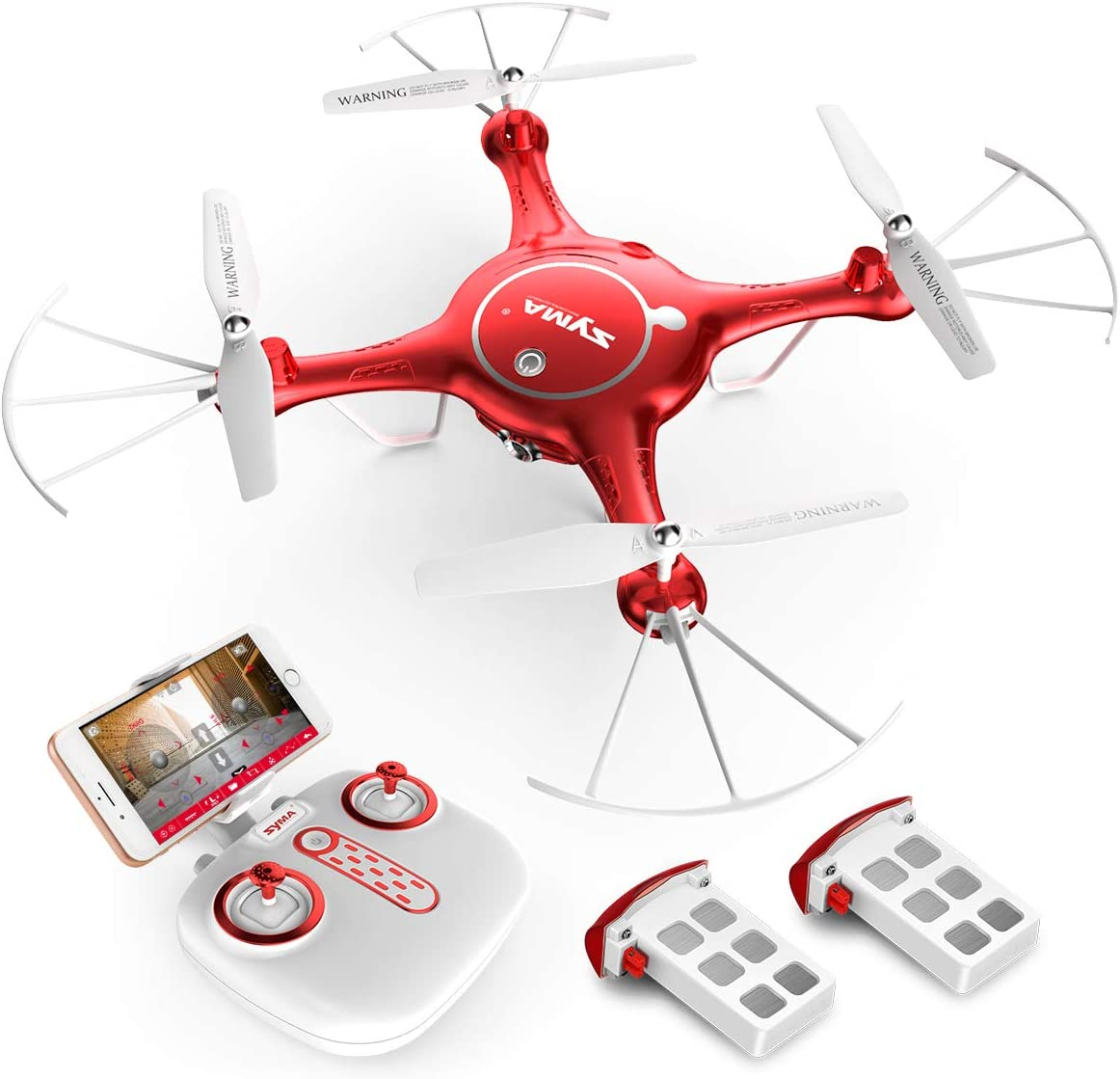 Amazon coupon code for SYMA X5UW WiFi FPV 720P HD Camera Quadcopter Drone
