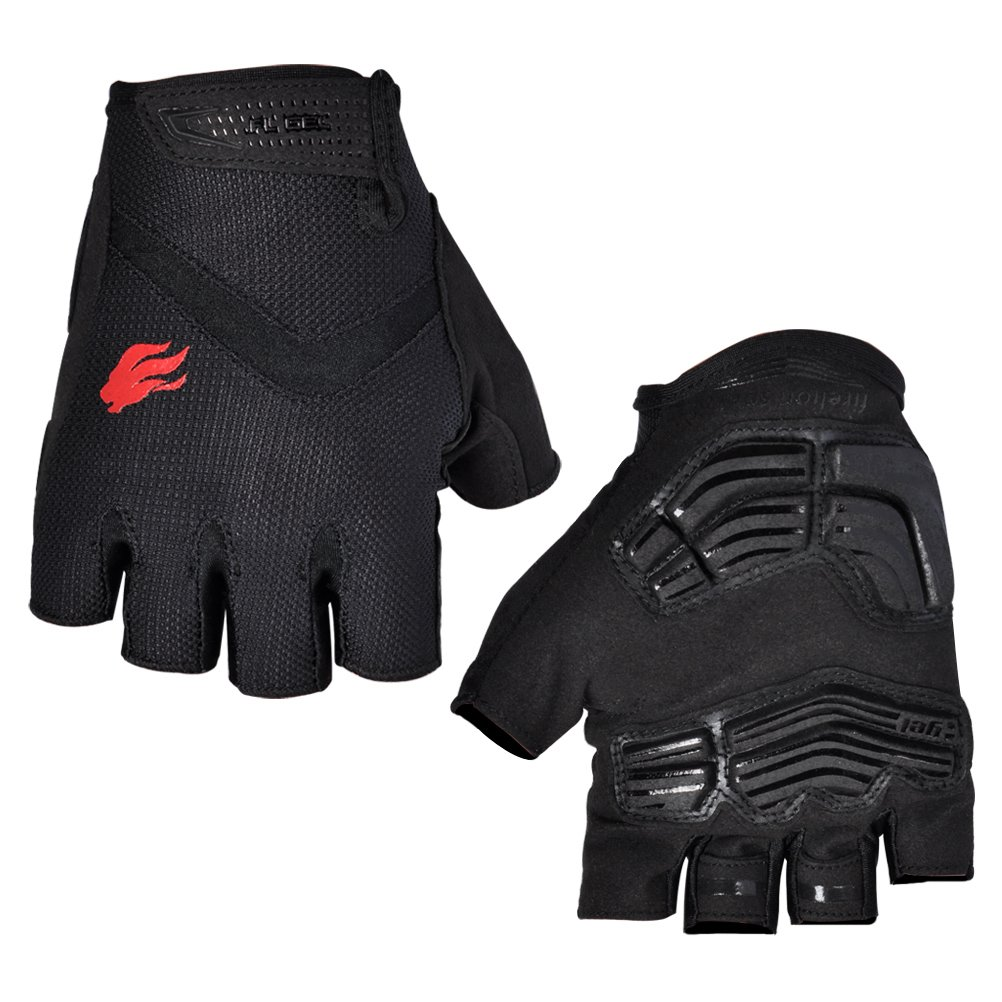Motorcycle gloves half finger - Firelion Cycling Gloves