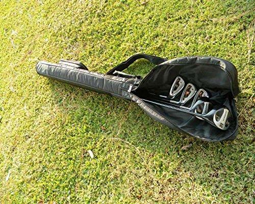 Wmu Single-Entry Sport Driving / Mini Range Golf Bag Case