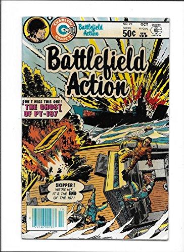 (BATTLEFIELD ACTION #71 [1981 VG]