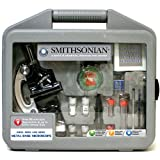 Smithsonian Microscope in Carrying Case 300x/600x and 1200x with slide kit NN22244