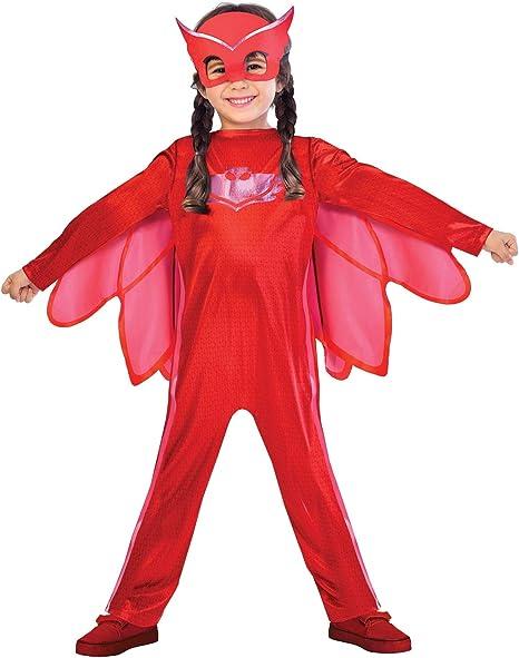 Fancy Me Disfraz de Carnaval para niños y niñas, diseño de búho ...