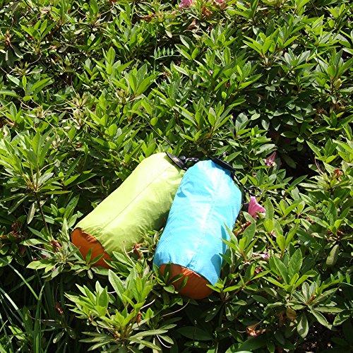 HSL ultra light wasserdichte Tasche aus lagerung Tasche fur reisen, kajak, kanu, grune, xxl