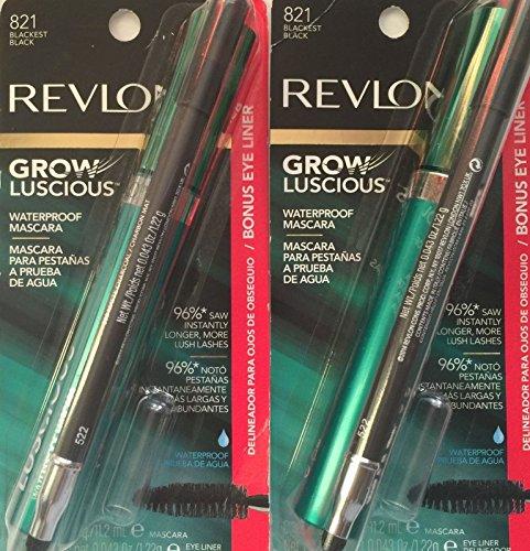 Revlon Luscious Waterproof Blackest Eyeliner