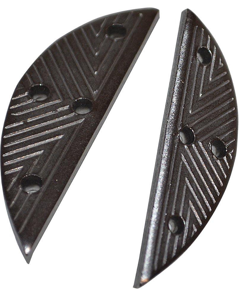 Comptoir d'Ostrevant - Coins Acier Pour Talons Chaussures Ref 1 Comptoir d' Ostrevant