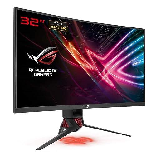 Asus ROG Strix XG32VQ  : un écran de qualité