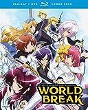 World Break: Aria of Curse a Holy Swordsman