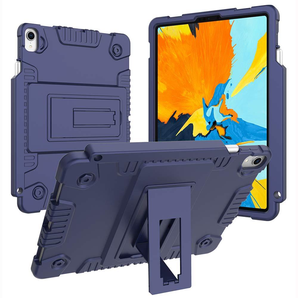 新品 YWXTW YWXTW iPad Pro 11 傷防止 キーワードケース 2018年 全身保護 ペンシルホルダー&キックスタンドケース付き タフアーマー iPad Pro 11インチ用 タフアーマー 高耐久バンパー 耐衝撃 傷防止 ZYX-R2 B07Q1GVKJW, KOMEHYO USED WEAR:c0334387 --- a0267596.xsph.ru
