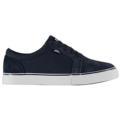 Original Shoes No Fear Dos Chaussures de skate Homme Bleu marine Skateboarding Baskets Sneakers