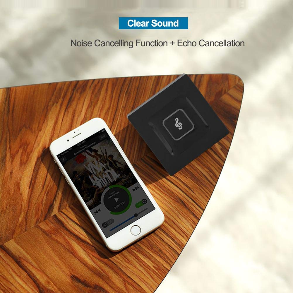 Receptors Bluetooth 2 in 1 with Stereo Noise Cancelling Transmitter and Receiver Surrounding Sound