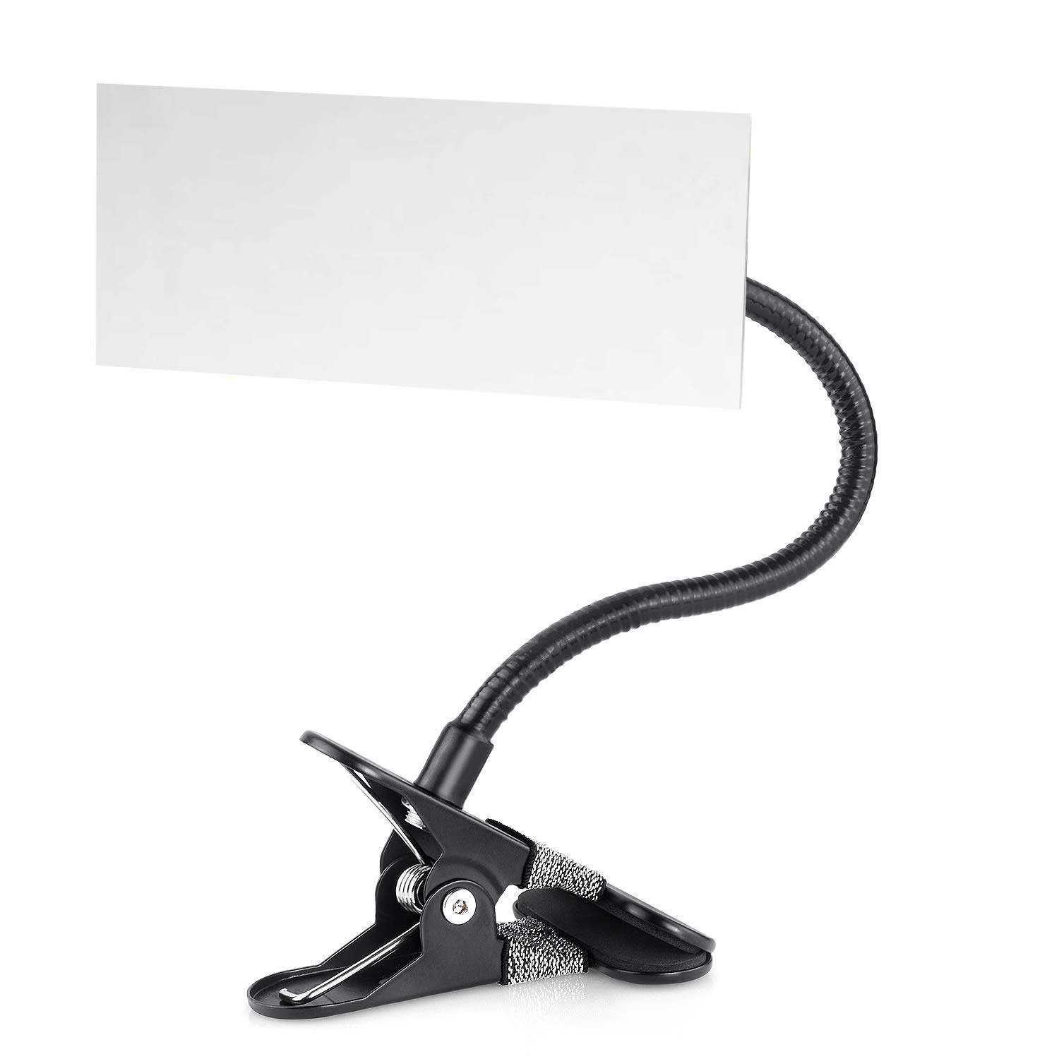 Computer Mirror, HengSheng Mirror for Personal Safety and Desk Security Rear View Monitors or Anywhere (6.7'' x 2.95'')