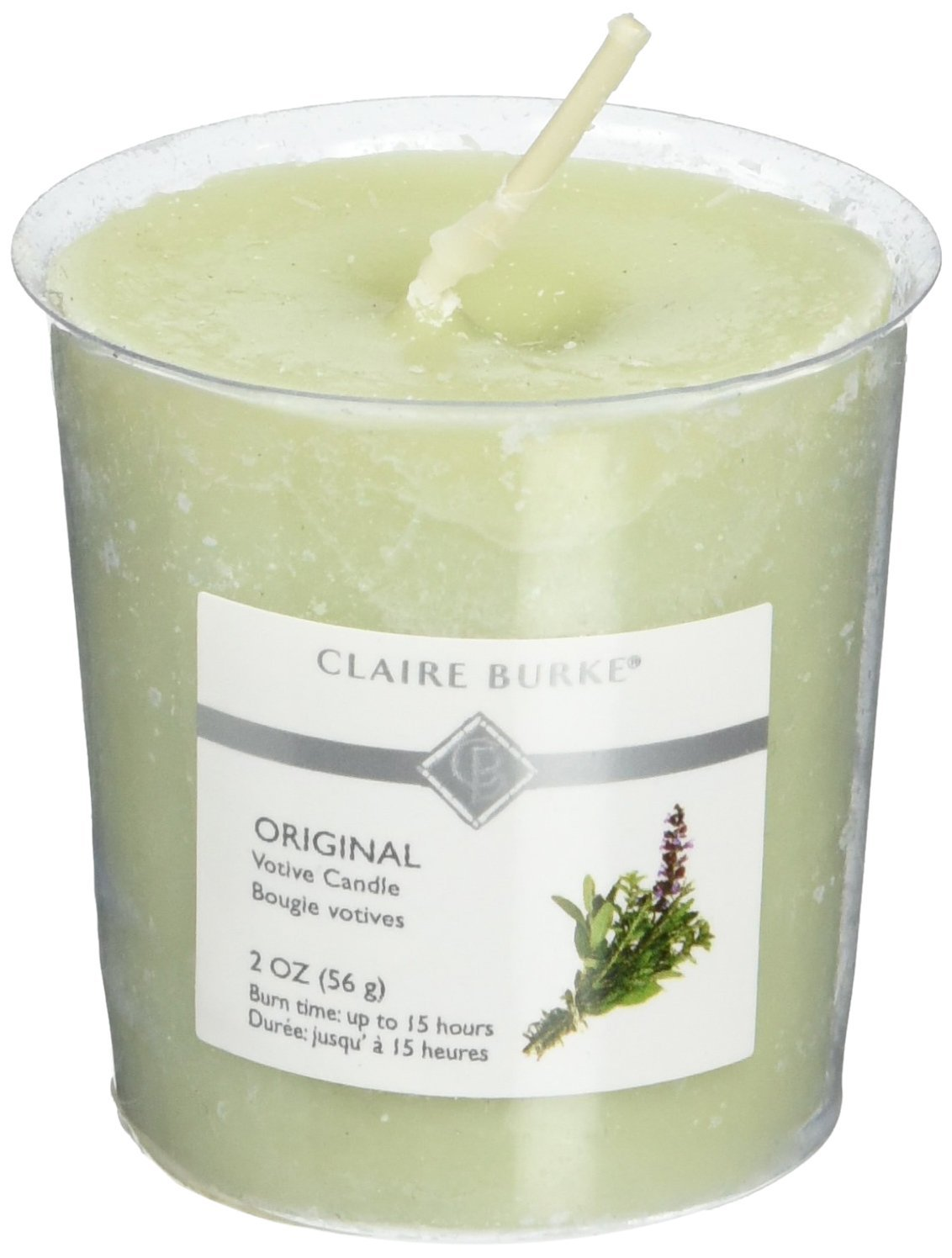 Claire Burke Original Votive Candles, 1-Count 08603.041.000