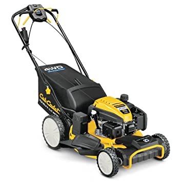Amazon.com: Cub Cadet 21 en. 196 cc all-wheel Drive 3-en-1 ...