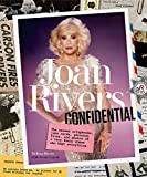 img - for Joan Rivers Confidential: The Unseen Scrapbooks, Joke Cards, Personal Files, and Photos of a Very Funny Woman Who Kept Everything book / textbook / text book