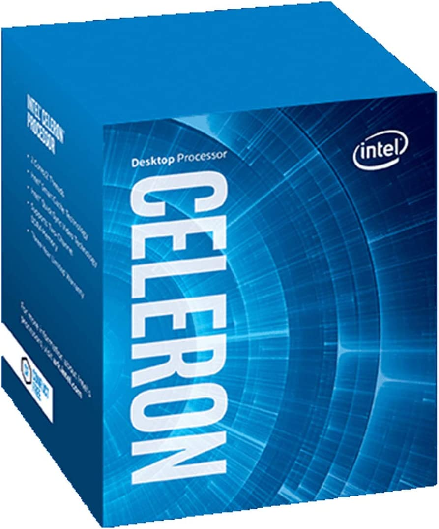 Intel Celeron G-5920 Desktop Processor 2 Cores 3.5 GHz LGA1200 (Intel 400 Series chipset) 58W, Model Number: BX80701G5920