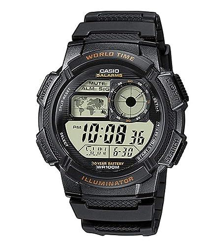 ece21ff949d8 Casio AE-1000W-1AVCF - Reloj (Pulsera