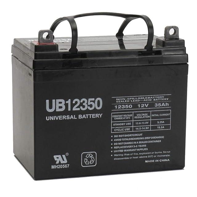 Universal Power Group 12V 35AH SLA Battery