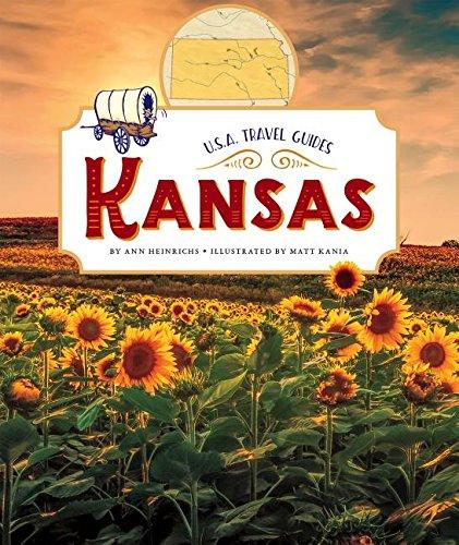 Kansas (U.S.A. Travel Guides)