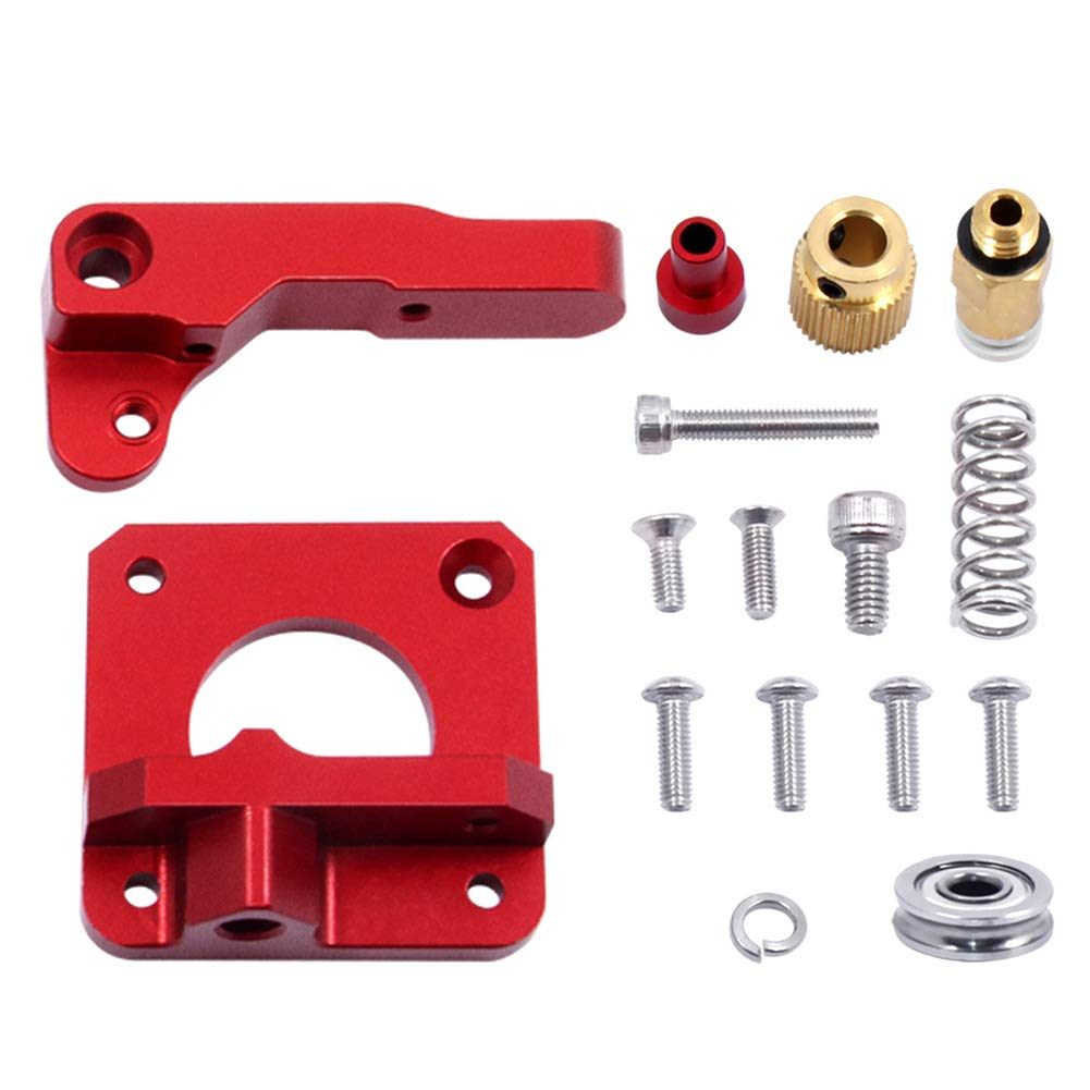 CHPOWER CR-10 Extruder Upgraded Replacement Aluminum MK8 Drive Feed 3D Printer