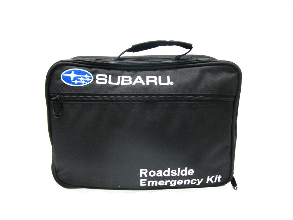 Subaru Genuine SOA868V9510 Roadside Emergency Kit, 1 Pack