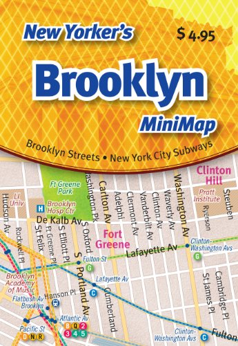 New Yorker's Brooklyn MiniMap
