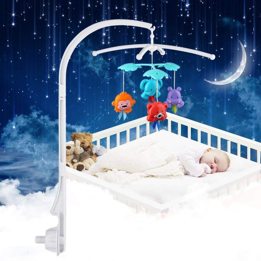 Cuna for beb/é Soporte for campana de cama m/óvil Soporte for brazo Soporte for caja de m/úsica Soporte for campana de cama